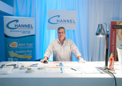 Channel Booth