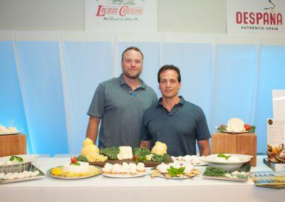 Liuzzi Cheese Booth