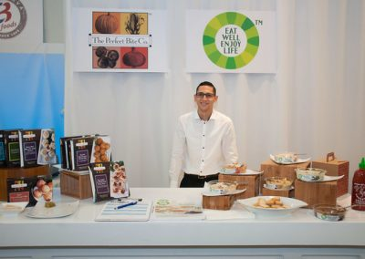 Tryst Gourmet Booth